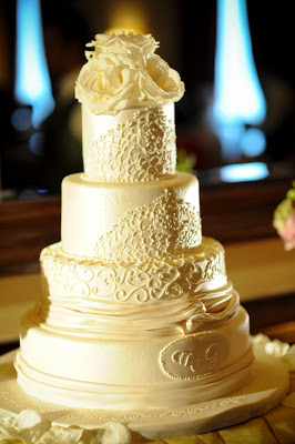 Reception Detail #4: The Cake