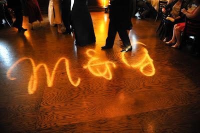 Reception Detail #3: Special Dances