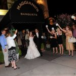 Reception Detail #5: The Parade!