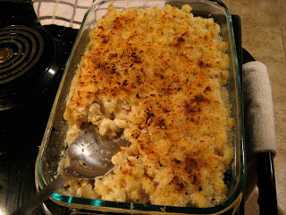 Mmmmmmmm! Truffle Mac & Cheese