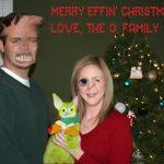 Our 2010 Christmas Card!