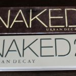 Urban Decay Naked vs. Naked 2
