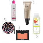 May 2012 Beauty Favorites