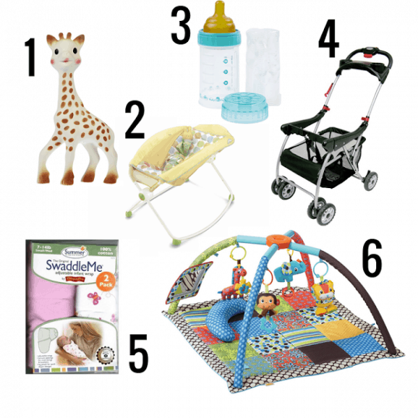 Baby O.'s Must-Haves 0-6: Months