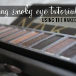 Evening Smoky Eye Naked Palette Tutoria