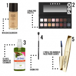 February 2013 Beauty Favorites