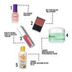 January 2013 Beauty Favorites