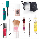 July & August 2012 Beauty Favorites