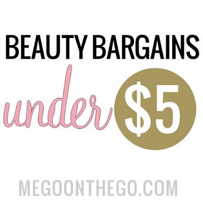 Beauty Bargains Under $5!