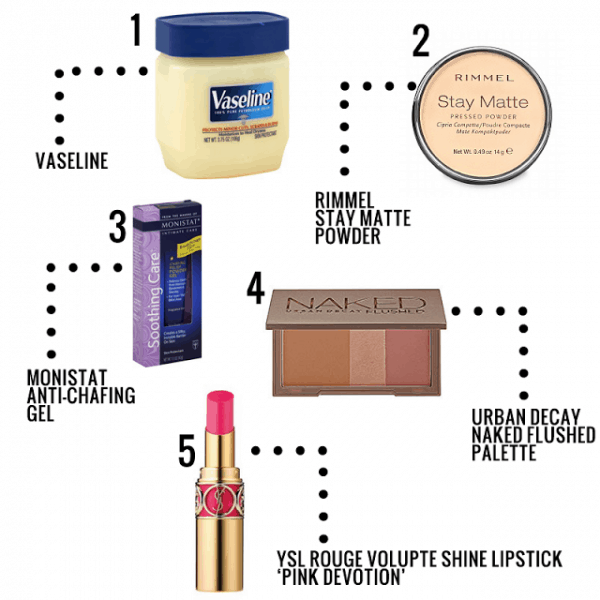 March 2013 Beauty Favorites