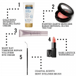 A Belated August 2013 Beauty Favorites