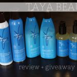 Taya Beauty Review + Giveaway