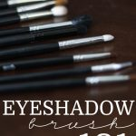 Two Minute Tutorial: Eyeshadow Brush 101