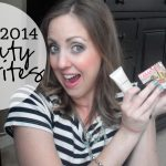 April 2014 Beauty Favorites
