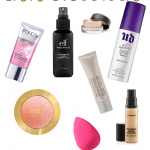 Summer Beauty Essentials - Everything you need for sweatproof, non-cakey, dewy, illuminated skin!