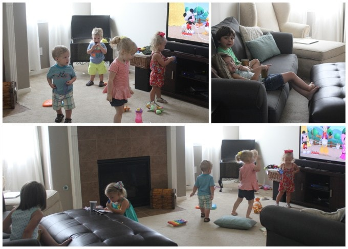 Summer Playdate Entertaining with Bigelow #TrendTea #CollectiveBias