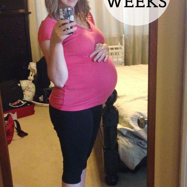 Preggo Meg O. – 39 Weeks!