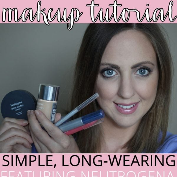 Simple Girls' Night Out Makeup Tutorial with Neutrogena