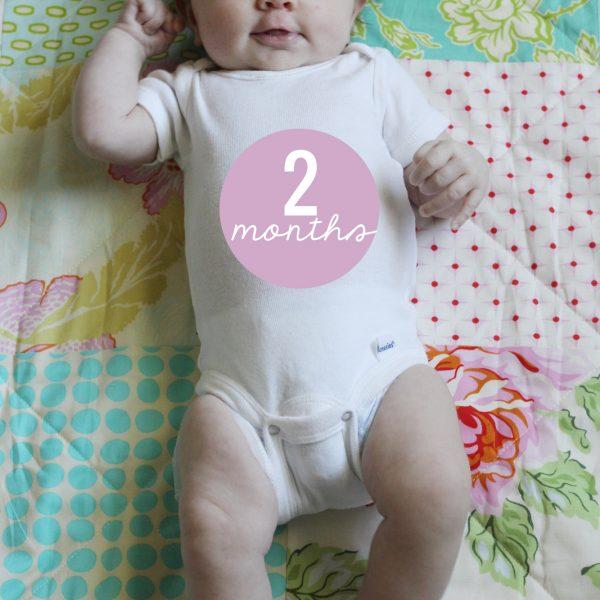 Caroline – 2 Months