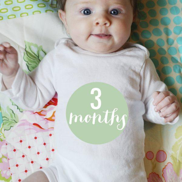 Caroline – 3 Months