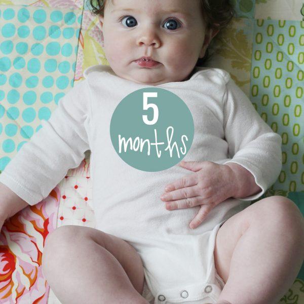 Caroline – 5 Months