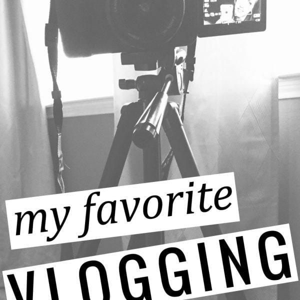 My Favorite Vlogging Tips and Tricks