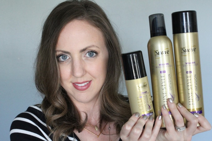 Get a great blow out on day 1 hair