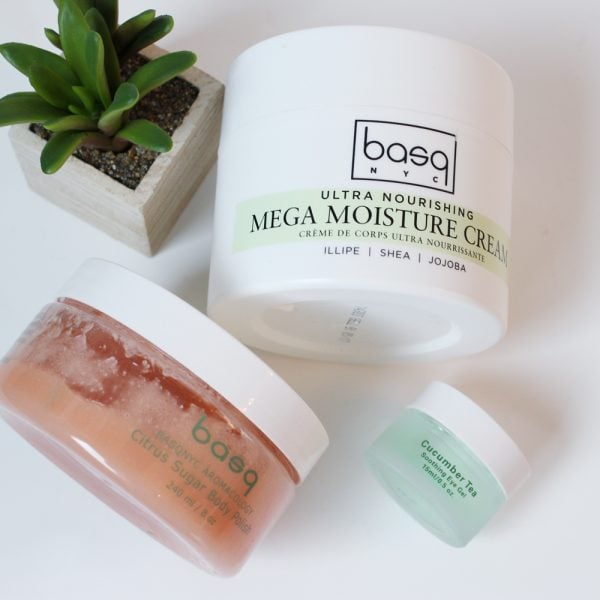 New Basq Skin Care Products + Giveaway