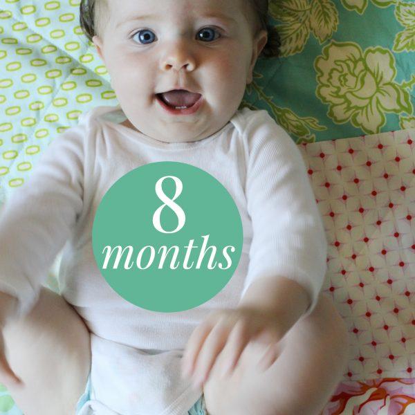 Caroline – 8 Months