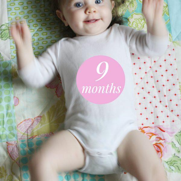 Caroline – 9 Months