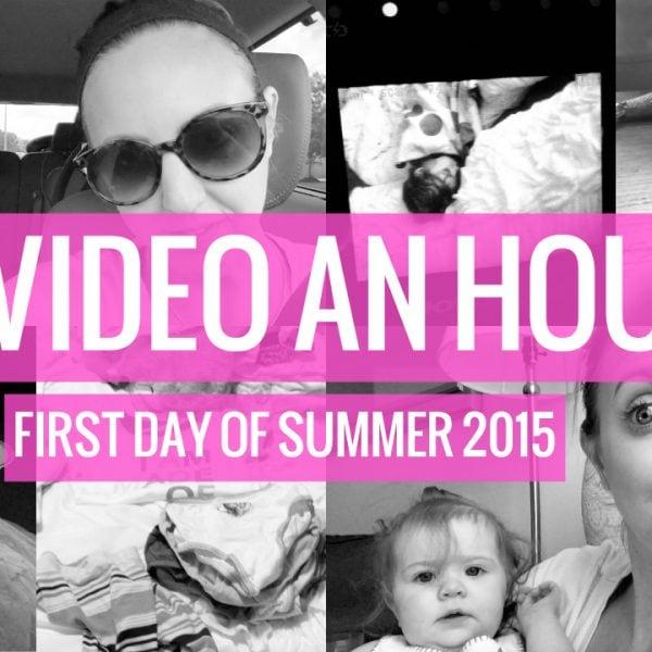 A Video an Hour – June 2015