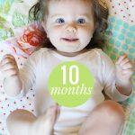 Caroline – 10 Months