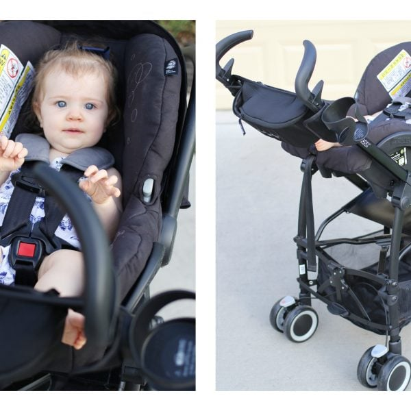 Baby Gear Spotlight – Maxi Cosi Maxi Taxi Review