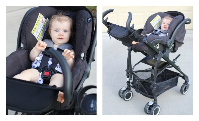 Baby Gear Spotlight - Maxi Cosi Maxi Taxi Review by lifestyle blogger Meg O. on the Go