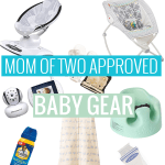 Mom of Two Approved Baby Gear