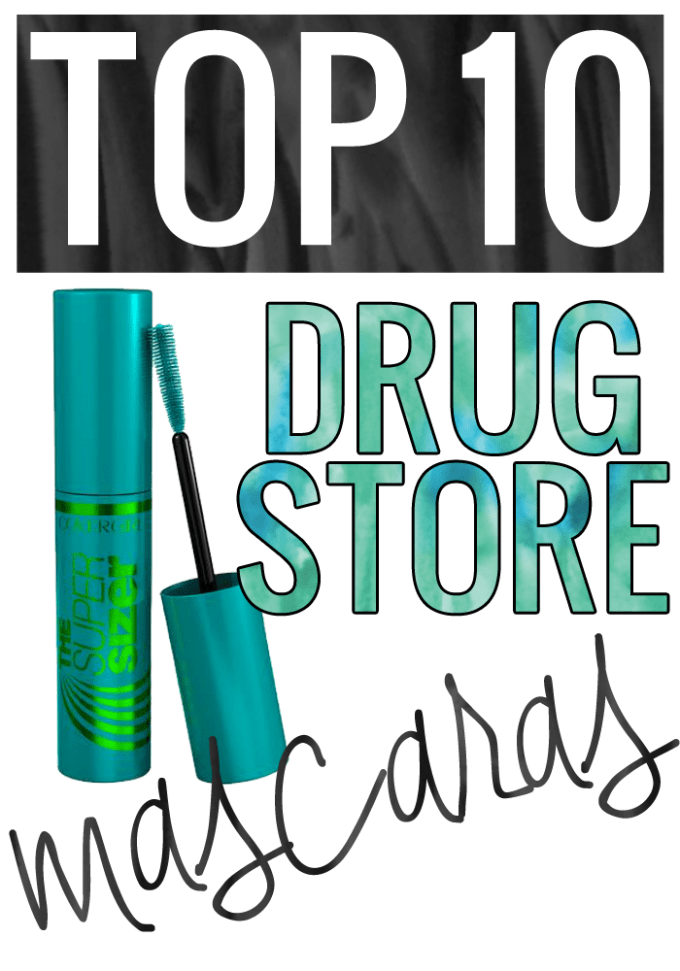 Need the best drugstore mascara? Houston Beauty blogger Meg O. On The Go shares a list of best drugstore mascara which has it all - for volume, length and curl!