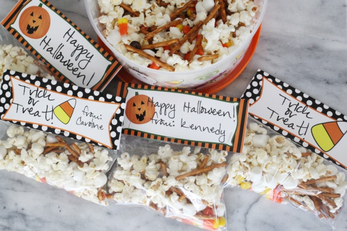 Treat Bag Printables