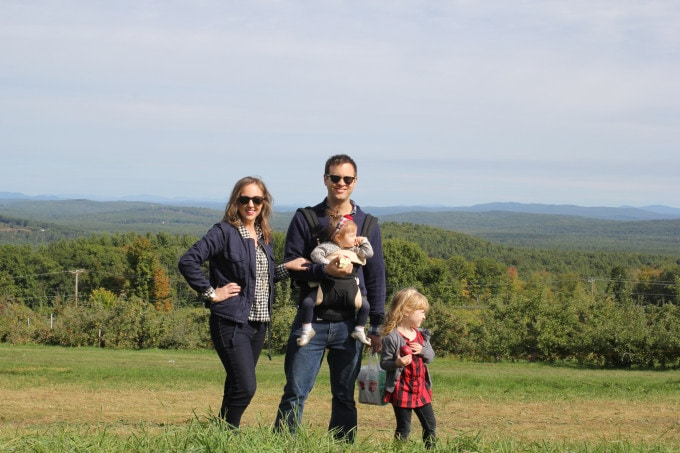 Gould Hill Farm Family Pic