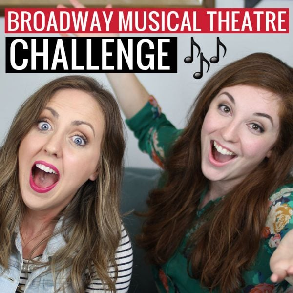Broadway Musical Theatre Challenge with Hannah Bunker!