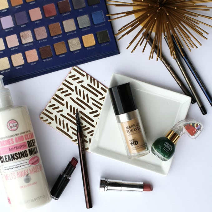 October 2015 Beauty Favorites