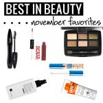 November 2015 Favorites