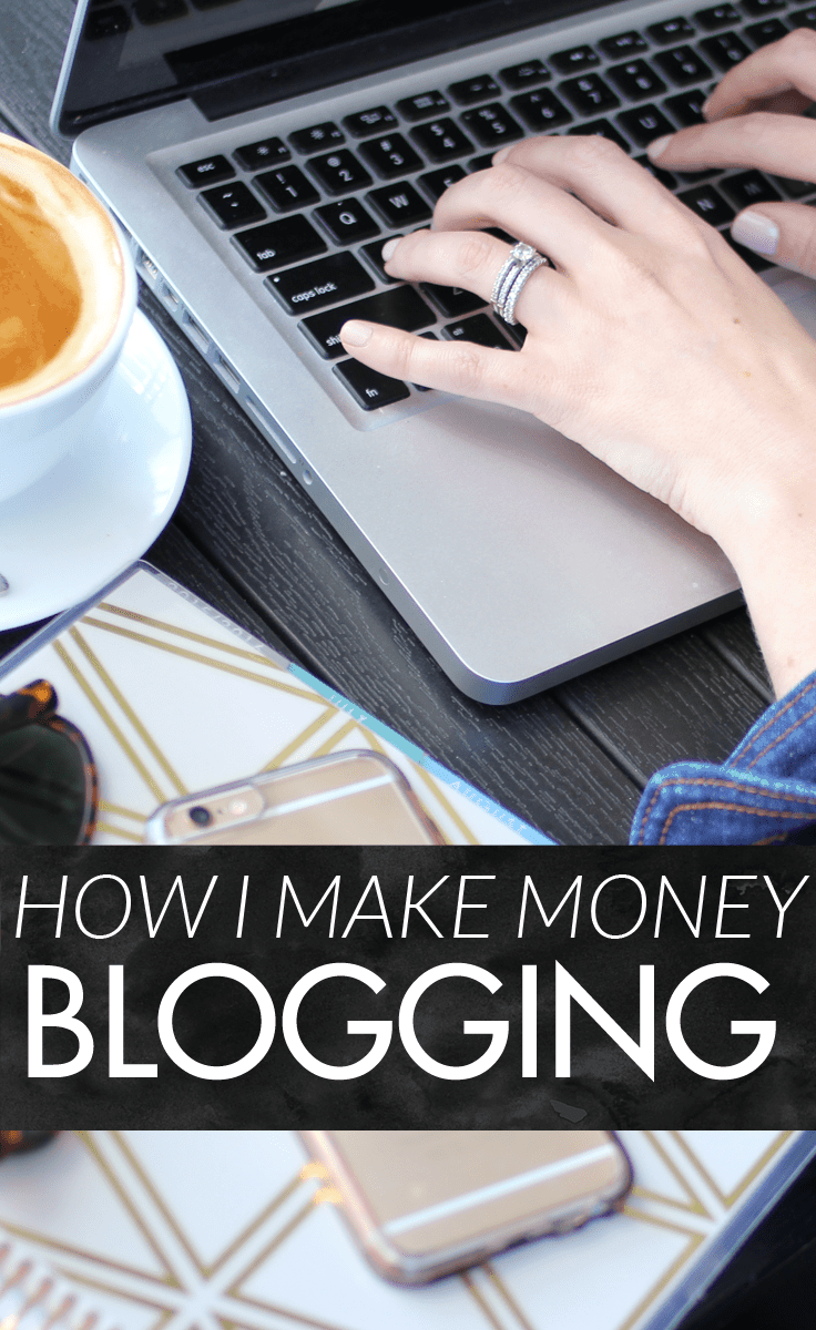 Breaking down exactly where my blog income comes from and how you can get started making money on YOUR blog! BONUS: FREE Income and Stats Tracker!