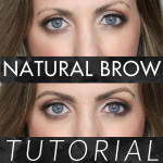 Natural Eyebrow Tutorial