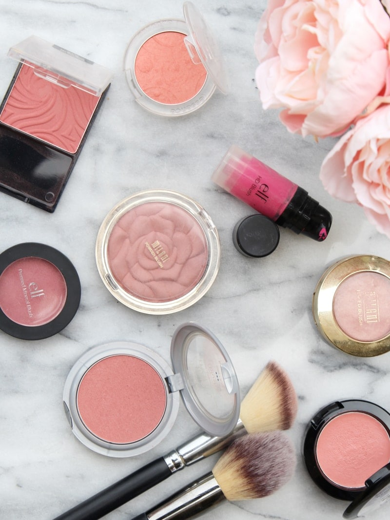 There's just something about a good blush that brightens your complexion and completes your makeup. But what are the best drugstore blushes? Houston blogger Meg O. on the Go shares the best drugstore blushes!