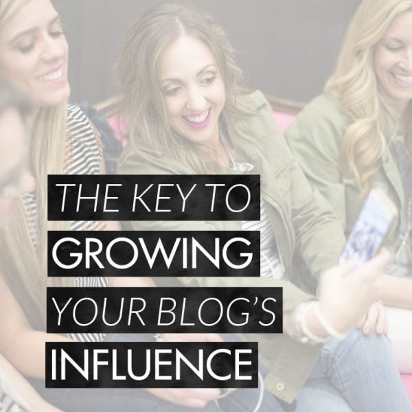 Community: The Key to Growing Your Blog's Influence