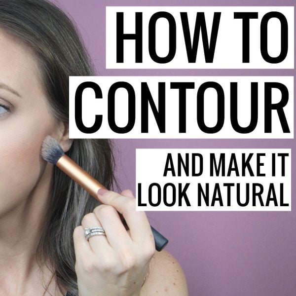 How to Contour (and make it look natural)