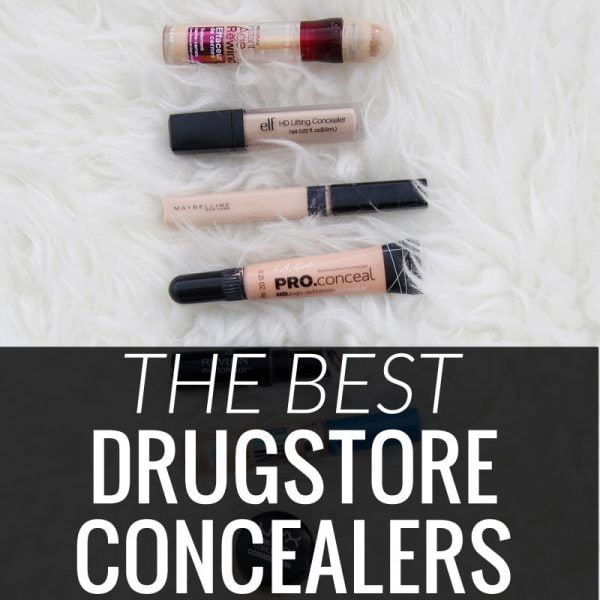 The 7 Best Drugstore Concealers