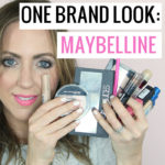 One Brand Makeup Look – Maybelline