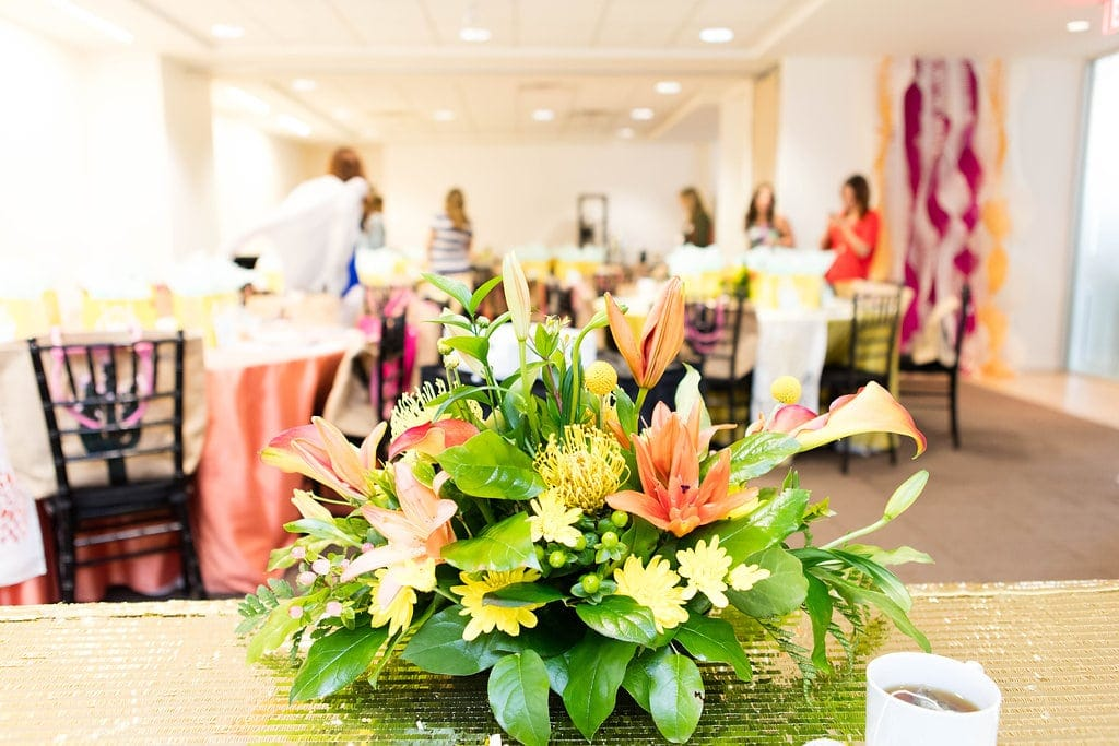 Perform on Pinterest workshop - Kroger florals