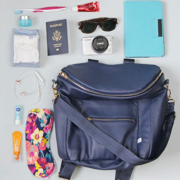 What's in My International Carry On Bag